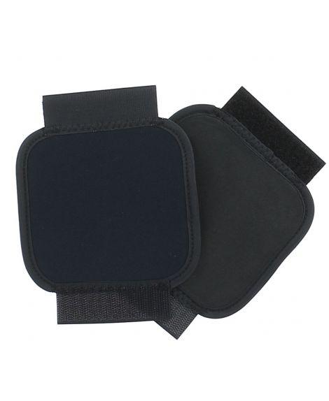Black crutch protect