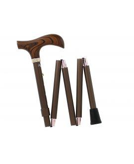 folding cane 5 parts
