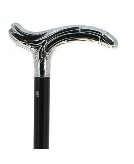 silver plated derby handle