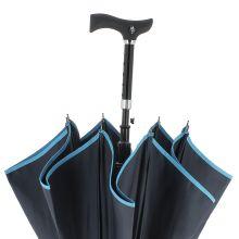 Parapluie-canne réglable